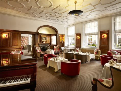 Afternoon Tea At The Legendary Brown's Hotel !