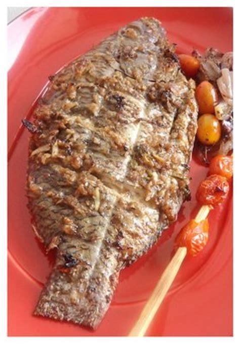 recette de cuisine camerounaise le poisson braisé la recette du poisson braisé