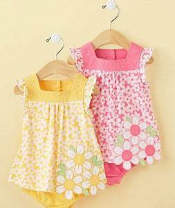 Baby Girls Clothing Summer 2012