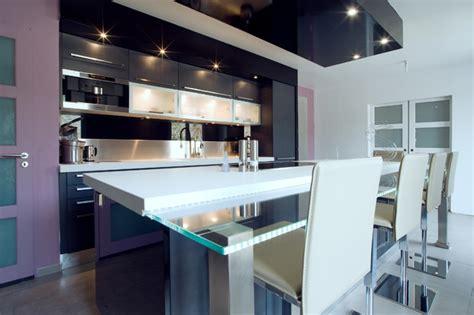cuisine en italie cuisine design italienne avec ilot cuisine de 5m2