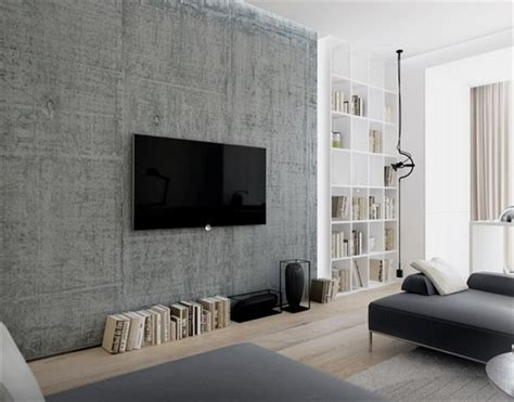 Fernsehwand Ideen by 18 Chic And Modern Tv Wall Mount Ideas For Living Room
