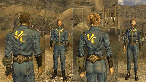 fallout 3 jumpsuit vault city jumpsuits at fallout vegas mods and community