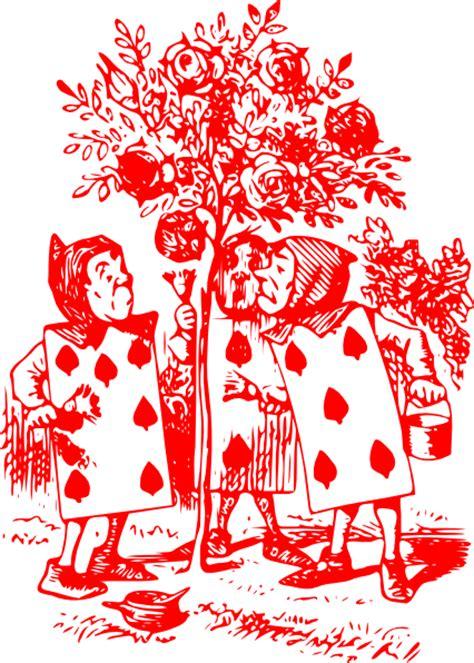 red queen  hearts clip art  clkercom vector clip art  royalty  public domain