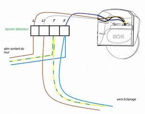 Branchement Detecteur De Mouvement : questions r ponses lectricit installation d tecteur de ~ Dailycaller-alerts.com Idées de Décoration