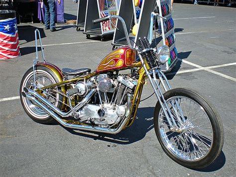 Badass Ironhead Sportster Chopper