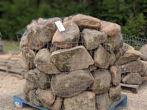 moss rock jim stone  quality  service set  stone