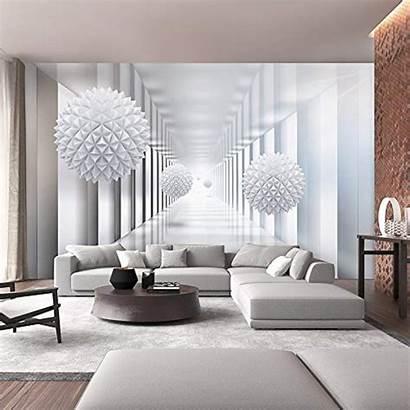 Sumgar Murals Living Adhesive Woven Space Non
