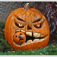 Cool Halloween Pumpkin 'jack O' Lanterns' Designs
