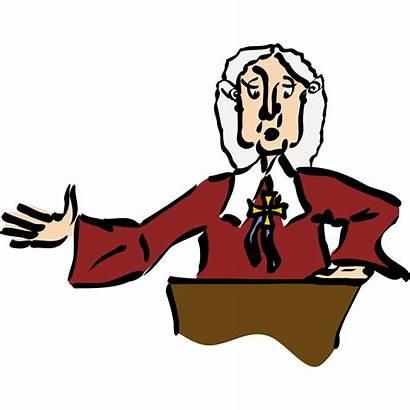 Judge Clipart Clip Svg Cartoon Icon Justice