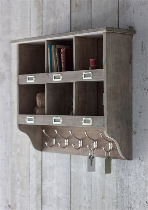 wall mounted wood shelving units decor ideas