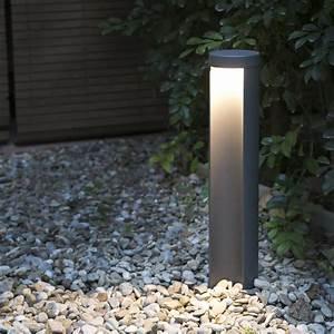 Potelet D Eclairage Exterieur : chandra potelet eclairage ext rieur hauteur 450 mm ~ Premium-room.com Idées de Décoration