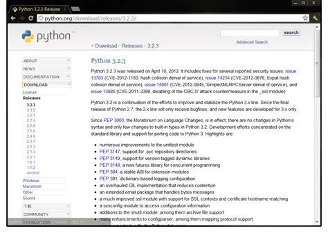Download Python Python Org  Download Lengkap