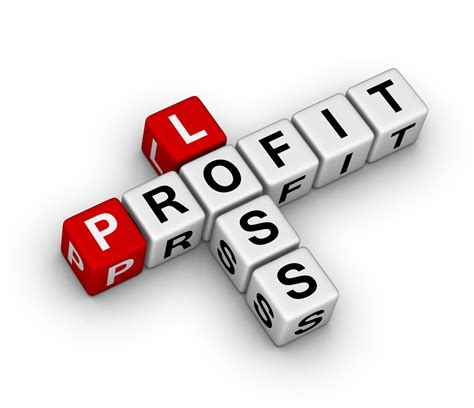 profit loss going for top 5 money mistakes