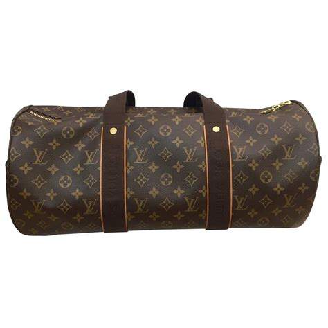 louis vuitton collector keepall sporty beaubourg bag  chic selection