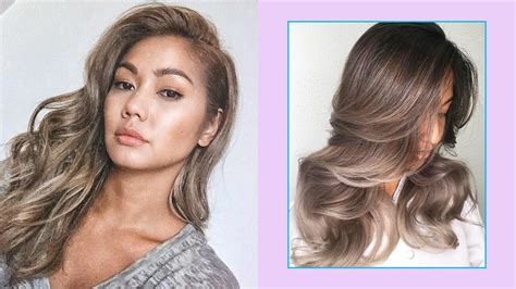 Ash Hair by Ash Brown Hair Color Ideas You Can Copy