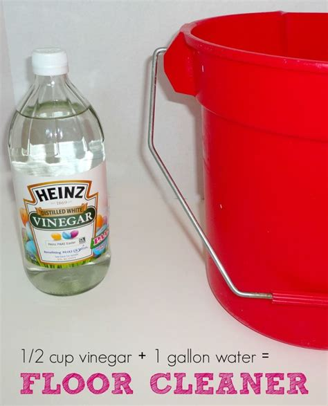 cleaning kitchen floors with vinegar clever stain removing tricks borrowed from 8225