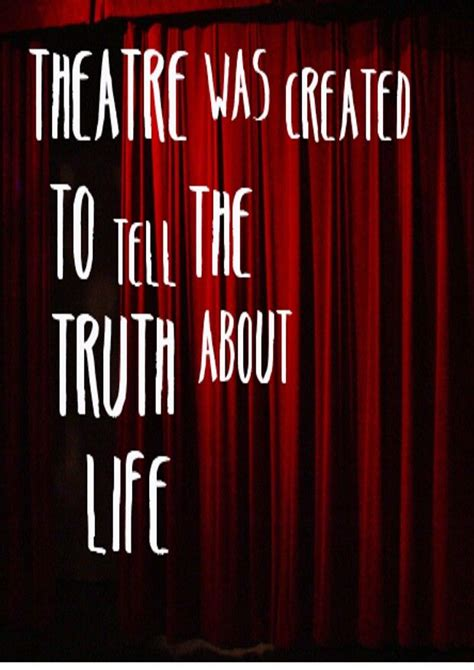 musical theater quotes sayings