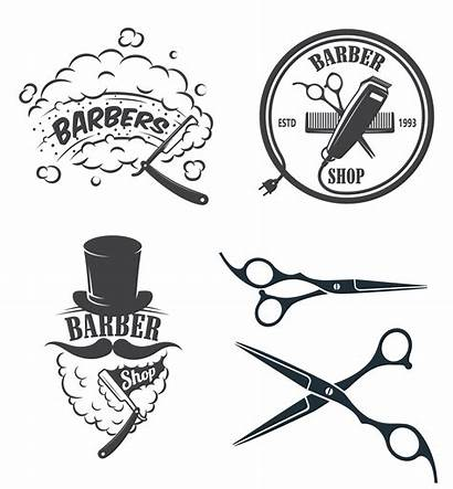 Barber Parlour Hairdresser Clipart Salon Transparent Transprent