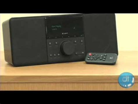 Logitech Squeezebox Boom Review Youtube