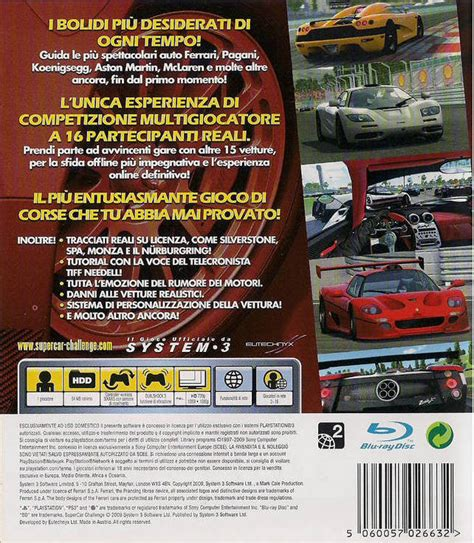 Challenge Ps3 by Supercar Challenge Ps3 Skroutz Gr