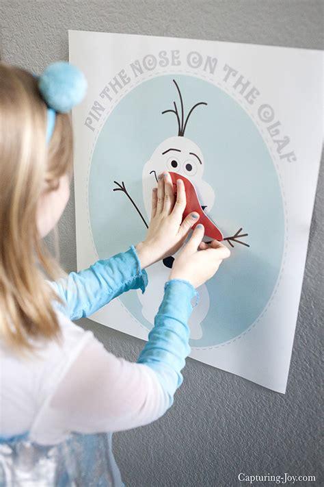 frozen birthday party printables capturing joy
