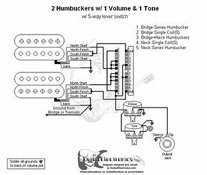 2 Humbuckers With Super Switch Help