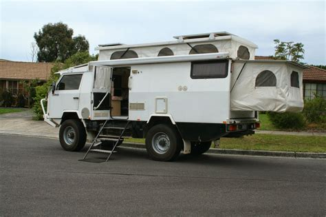 Where Can I Buy A Pantry Cabinet by Used Rvs Oka 4x4 Off Road Travel Poptop For Sale By Owner