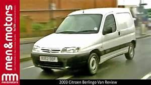 Citroen Berlingo Jahreswagen : 2003 citroen berlingo van review youtube ~ Jslefanu.com Haus und Dekorationen