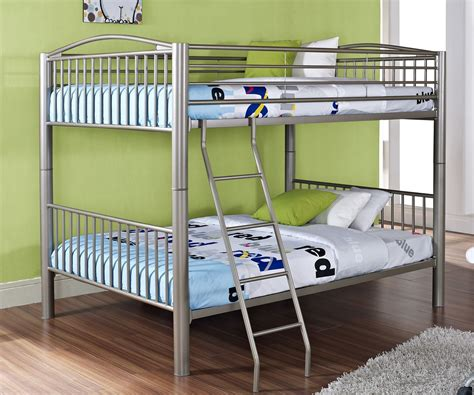 Full Over Futon Bunk Bed With Stairs