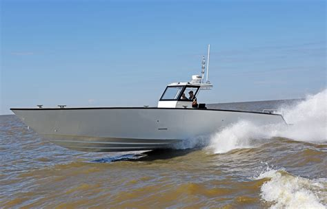 Center Console Performance Boats by 52 Fearless Metal Shark