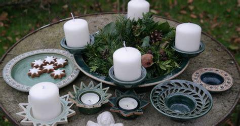 keramik fuer die weihnachtszeit keramikwerkstatt baumgartner
