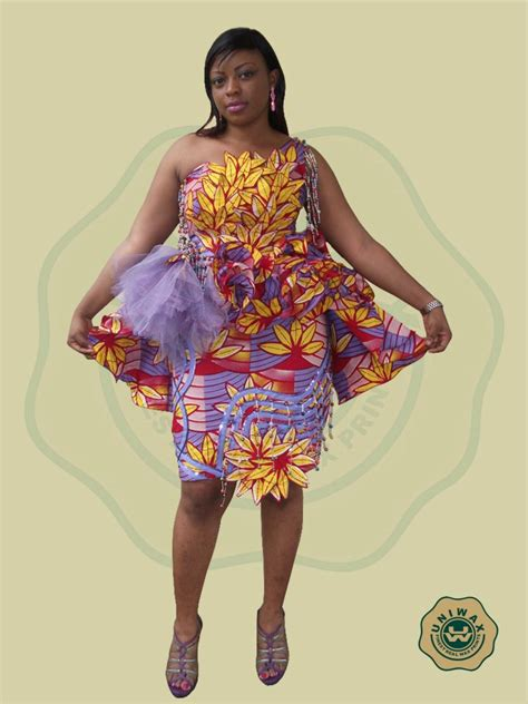COCO SHINE mode : le pagne africain cousus dans un style ...