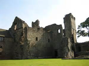 Aberdour Castle Scotland
