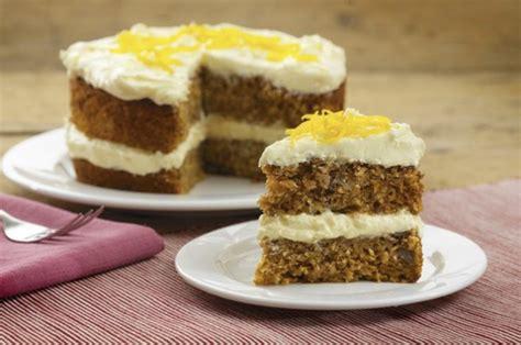 caribbean carrot cake recipe goodtoknow
