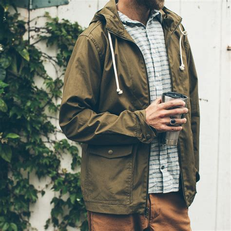 coolest waxed canvas jackets