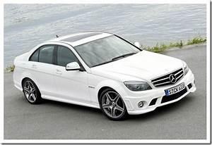 Mercedes Classe C Blanche : photos de la c63 amg en blanc belles allemandes ~ Maxctalentgroup.com Avis de Voitures