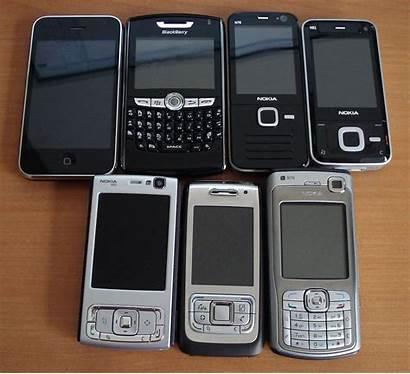 Smartphones Histoire Revolution Une