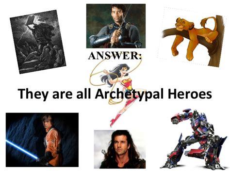 archetypal hero hero archetype