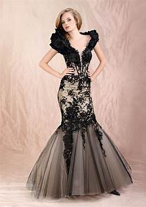 black lace wedding dress with sleevescherry marry cherry With black lace dress for wedding