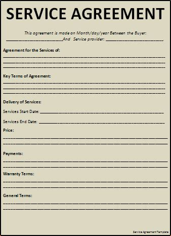 Contract For Professional Services Template by 6 Professional Services Agreement Template Timeline