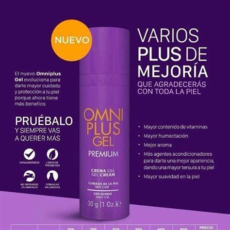 Omniplus Gel Premium Control De Acné, Manchas Omnilife