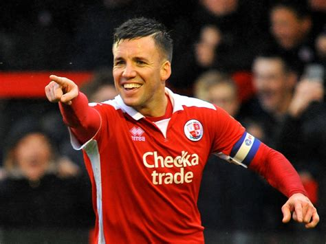 Shock as Crawley Town part company with fan favourite ...