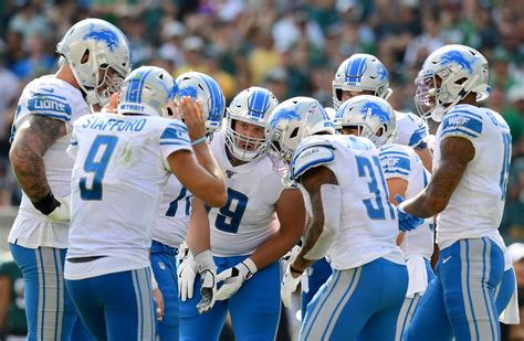detroit lions remain undefeated   games