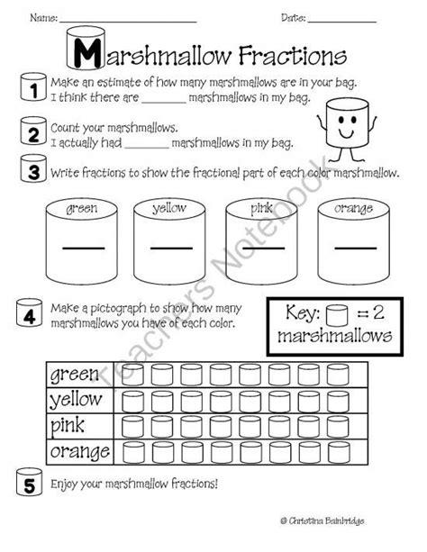 teachers notebook  images fun fractions