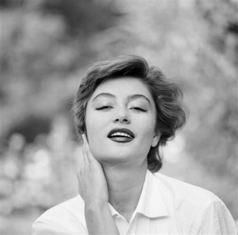 17 Best Images About Faces On Pinterest  Anouk Aimee