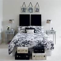 black and white bedroom Black and White Bedroom Designs – Interior Designing Ideas