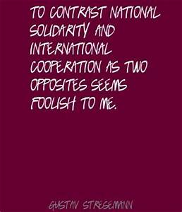 Famous quotes a... International Cooperation Quotes