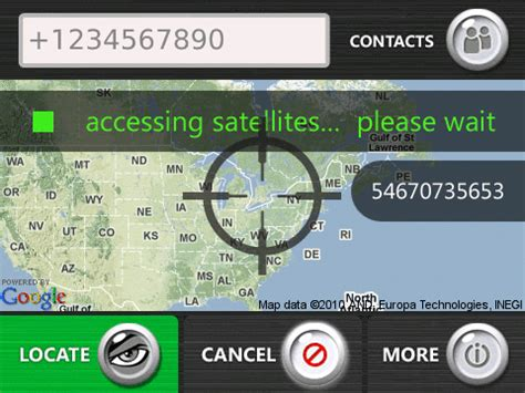 How To Track Your Mobile Telephones Location App For Spy