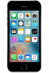 Iphone Apple Iphone Se 32go Gris Sideral