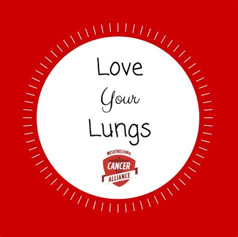 november  lung cancer awareness month  alli event